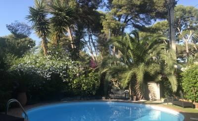 Сезонная аренда Вилла Antibes