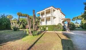 Сезонная аренда Вилла Cap d'Antibes