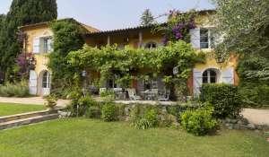 Сезонная аренда Вилла Châteauneuf-Grasse