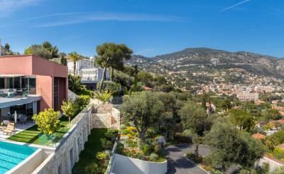 Сезонная аренда Вилла Saint-Jean-Cap-Ferrat