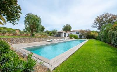 Сезонная аренда Вилла Saint-Tropez
