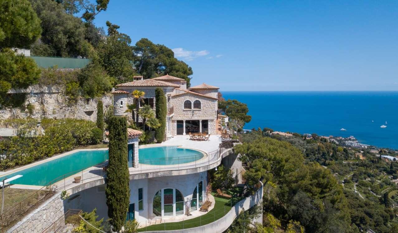 Сезонная аренда Вилла Villefranche-sur-Mer