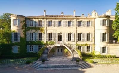 Сезонная аренда Замок Les Baux-de-Provence